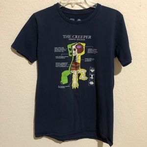 "Minecraft Graphic T-shirt ""The Creeper"""